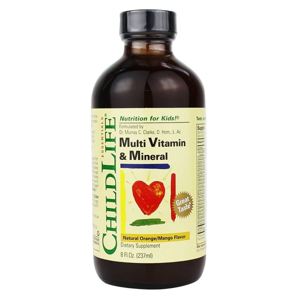 Child life multi vitamins